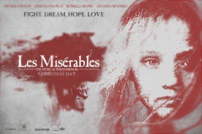 Les Misérables (2012, directed by Tom Hooper)