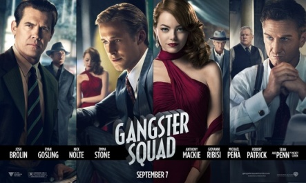 Gangster Squad (2011, directed by Ruben Fleischer)